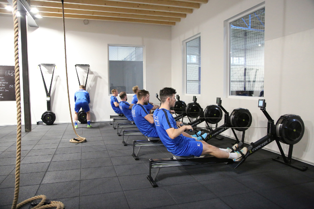 SOC - FUSSBALL SCHULE - PERFORMANCE CENTER 3